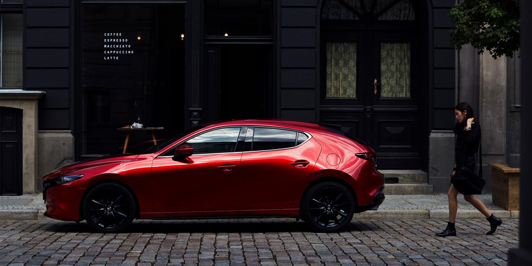 Der neue Mazda3